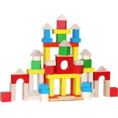 Набор строительных деталей для конструктора «Строим сами»