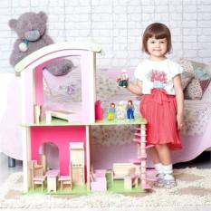 Дом для мини-кукол и для Барби Флоренция