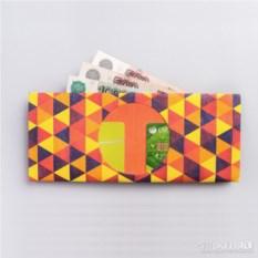 Бумажник Triangle