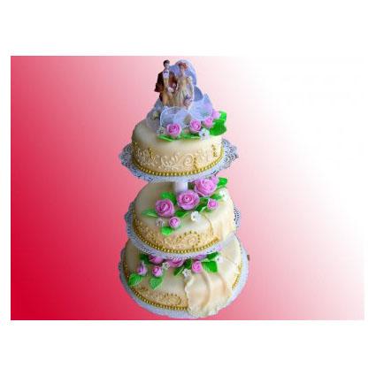 Свадебный торт №20