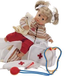 Кукла Сэйра + набор доктора