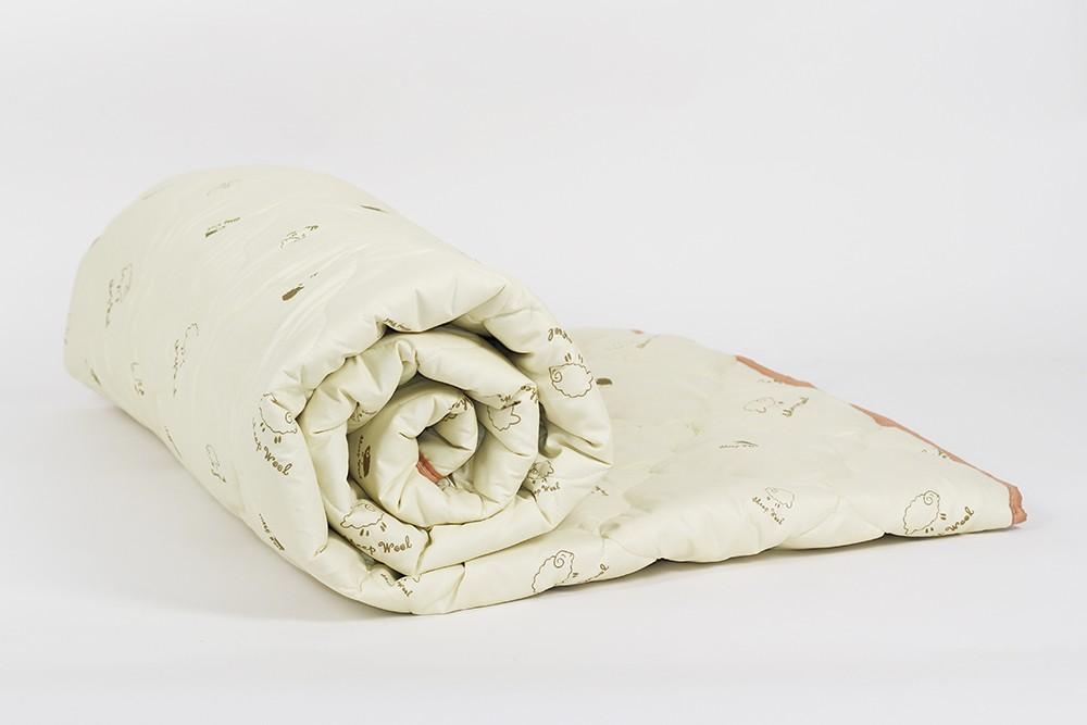 Одеяло зимнее Шерсть овцы (полиэстер)