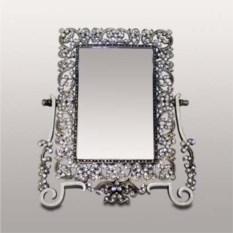 Прямоугольное настольное зеркало