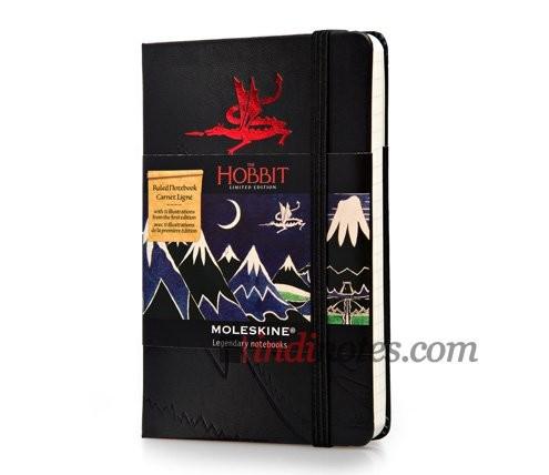Записная книжка Hobbit-2 (в линейку)