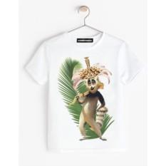 Детская футболка «Лемур»
