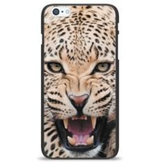 Чехол на телефон Леопард