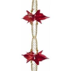 Новогоднее украшение Гирлянда
