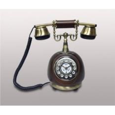 Кнопочный телефон Kit из дерева в стиле ретро