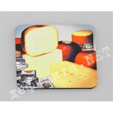 Подставка под кружку «Сыр»