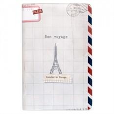 """Обложка для паспорта """"Париж, Париж!"""""""