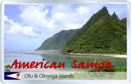 Магнит: Американское Самоа. Офу-Олосега