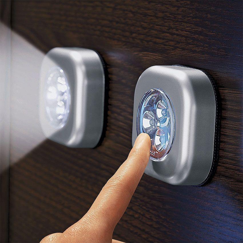 Светильники для шкафа