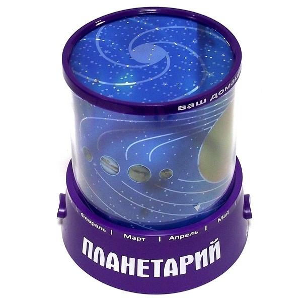 Ночник-проектор Звездное небо. Планеты