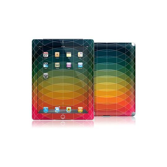 Наклейка для iPad 2, 3, 4 GelaSkins Chroma