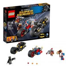 Конструктор Погоня на мотоциклах Lego Super Heroes