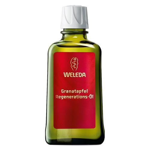 Гранатовое восстанавливающее масло для тела Weleda