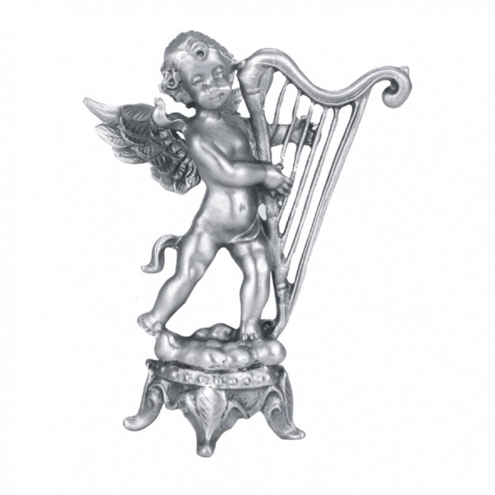 Статуэтка Ангел c арфой Eagle Pewter