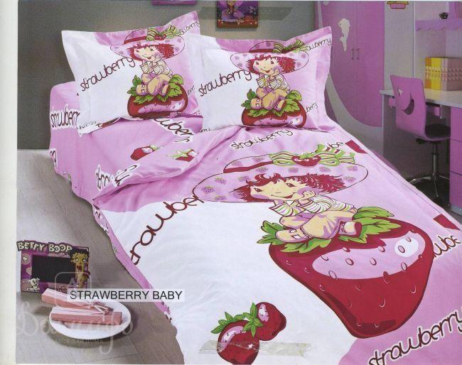 Постельное белье для малышей Strawberry Baby