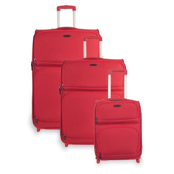 Расширяемый чемодан-тележка Lumiere Antler
