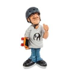 Статуэтка Скейтер в шлеме