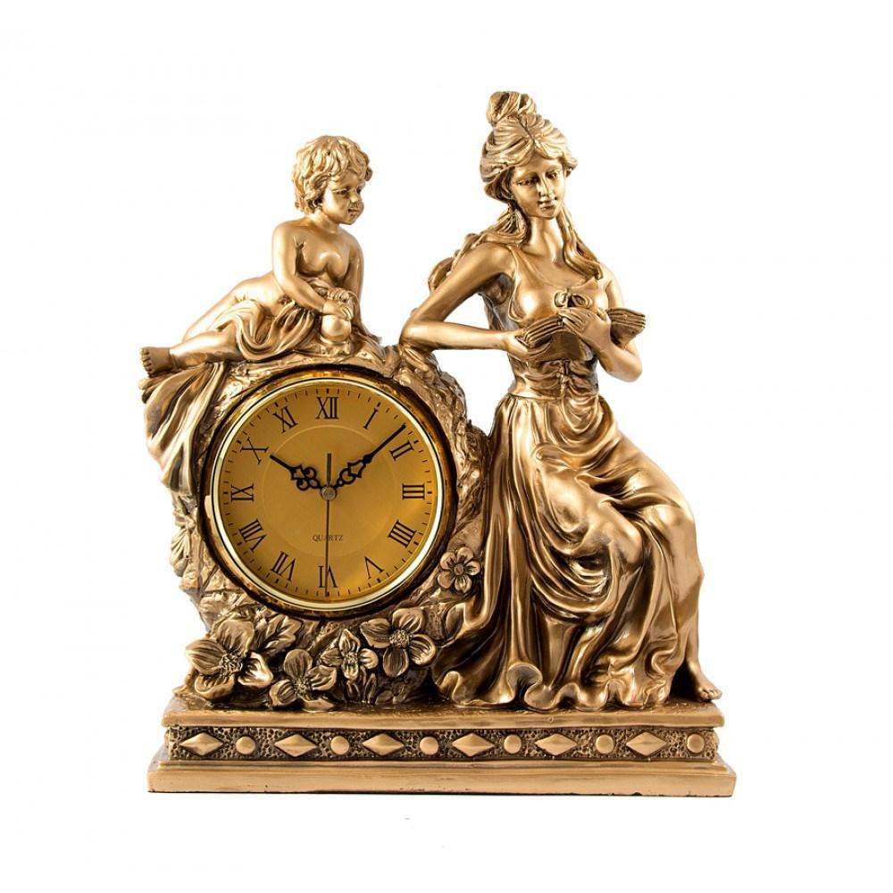 Настольные часы Девушка