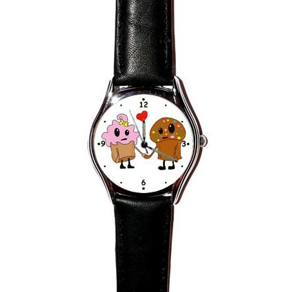 Наручные часы «Кексы»