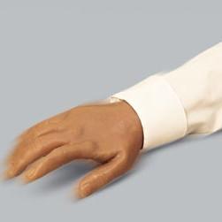 Рука оторванная в рубашке