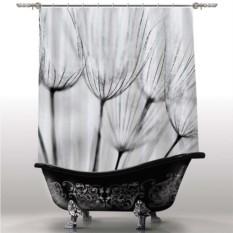 Шторка для ванны Осенняя