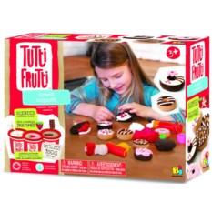 Набор с массой для лепки Bojeux Tutti Frutti Пончики