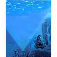 Ночник – проектор волн океана с музыкой