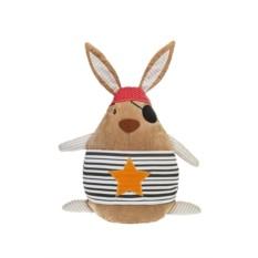 Мягкая игрушка Смешной заяц