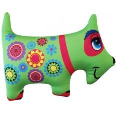 Игрушка-антистересс Зелёная собака