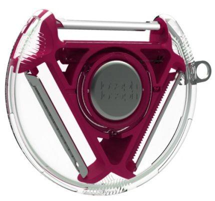 Компактный пиллер  с тремя лезвиями Rotary peeler