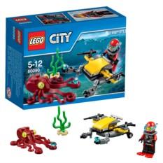 Конструктор Lego City Глубоководный Скутер