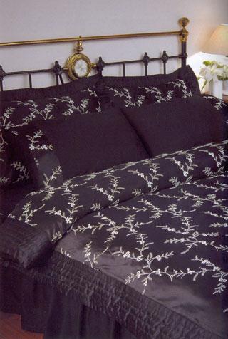 Комплект постельного белья 2 спал. White brode