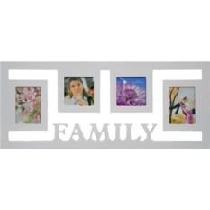 Настенная фоторамка Family