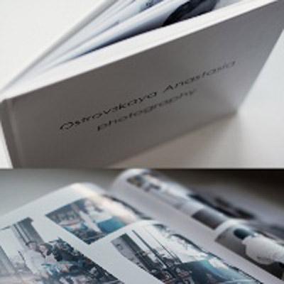 Сертификат на изготовление фотокниги