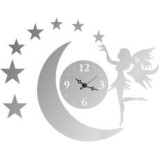 Настенные часы Фея (зеркальные)