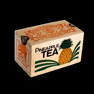 Чай черный с ароматом ананаса