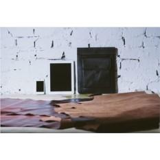 Кожаная сумка через плечо Brialdi Nettuno (цвет — черный)