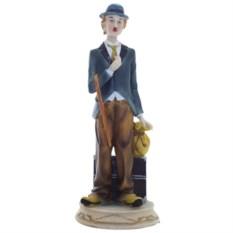 Декоративная статуэтка Клоун с тростью