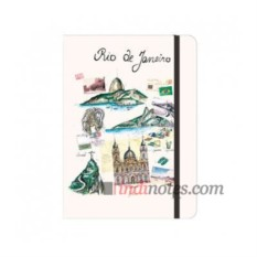 Записная книжка от City Journal — Rio de Janeiro от teNeues