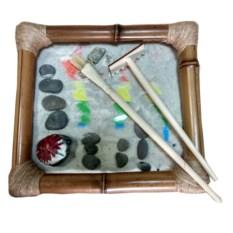 Японский садик Арт-терапия