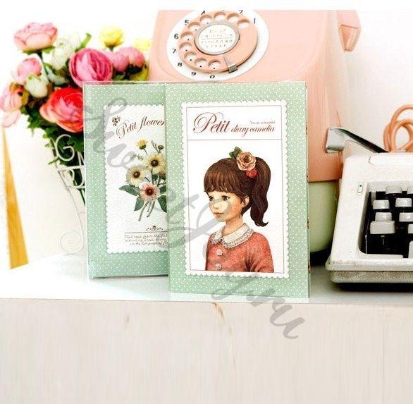 Подарочный ежедневник Petit Flower Diary – Mint