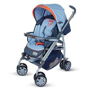 Детская коляска POOKY Orange