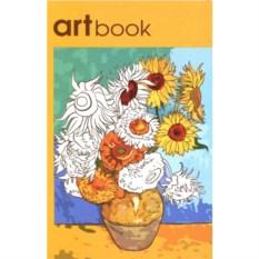 Записная книжка-раскраска ARTbook Импрессионизм