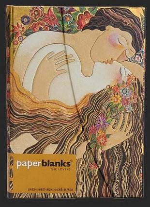 Блокнот от Paperblanks Первый поцелуй