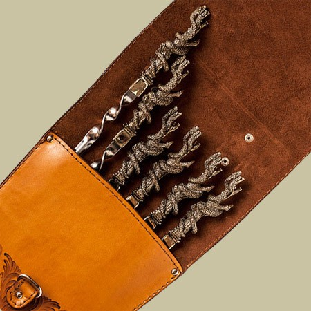 Набор для шашлыка «Змея»