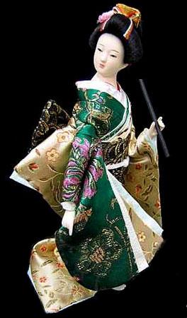 Кукла-японка «Госпожа»