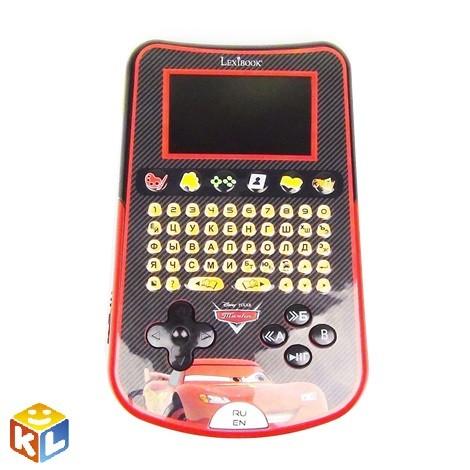 Детский компьютер-планшетник Lexibook Тачки
